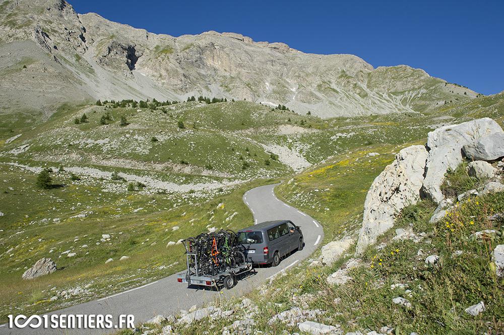 Sessions Enduro Navettes VTT – Alpes-Maritimes