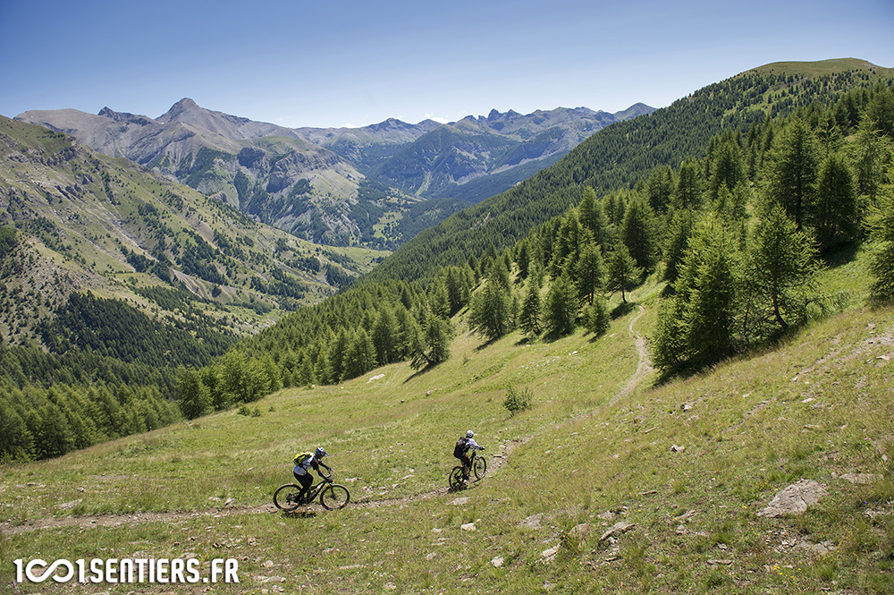 1001sentiers_alpes maritimes maritime alps vtt mtb mountain bike french riviera cote azur allos enduro_21