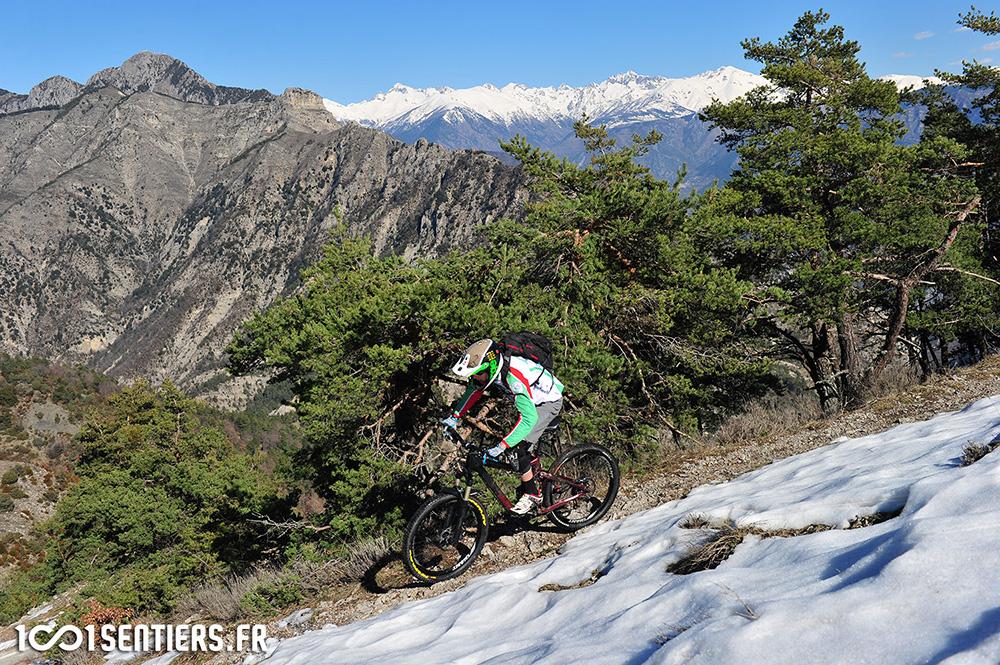 1001sentiers_alpes maritimes maritime alps vtt mtb mountain bike french riviera cote azur vesubie enduro hiver_31