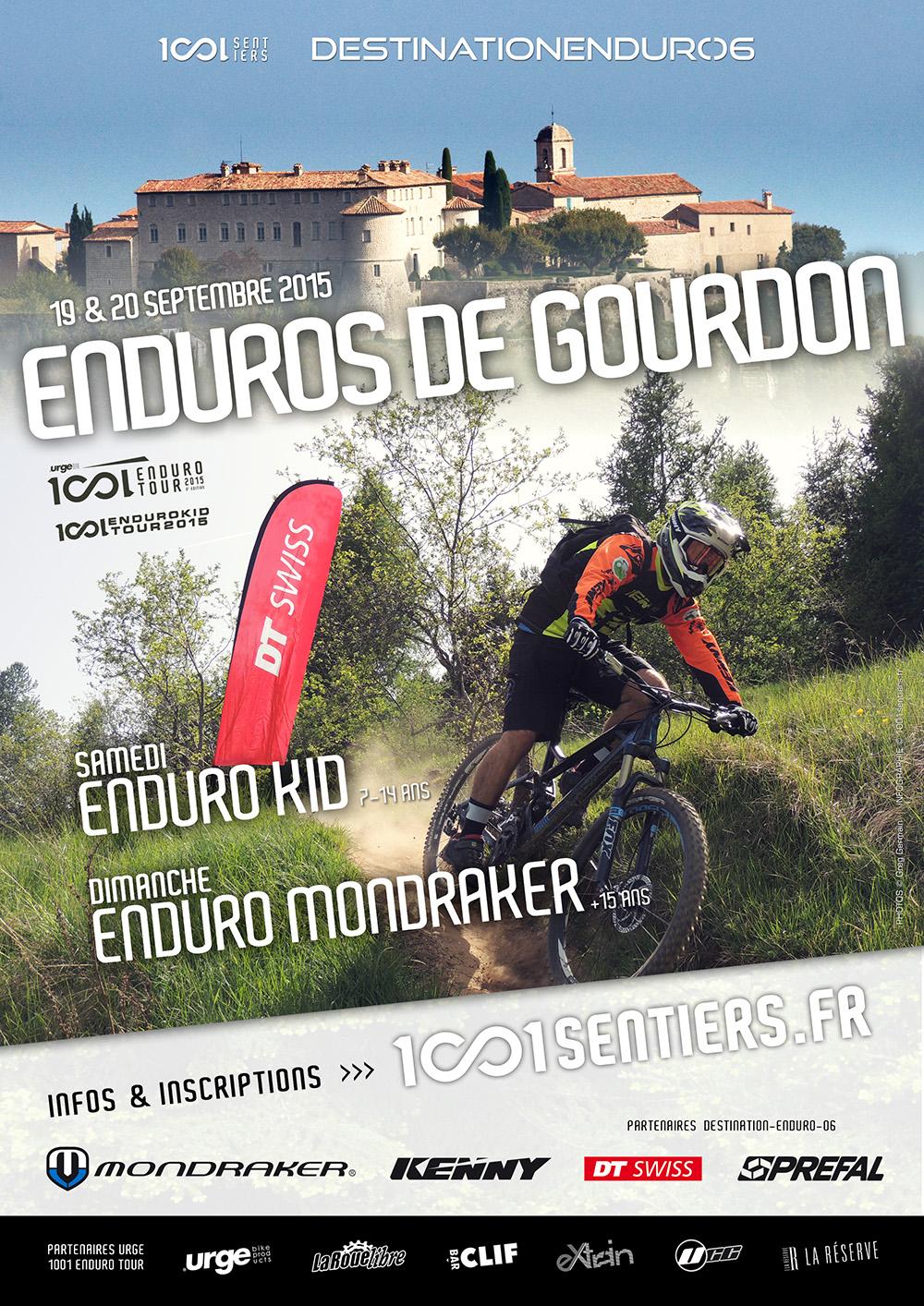 Affiche Gourdon 2015