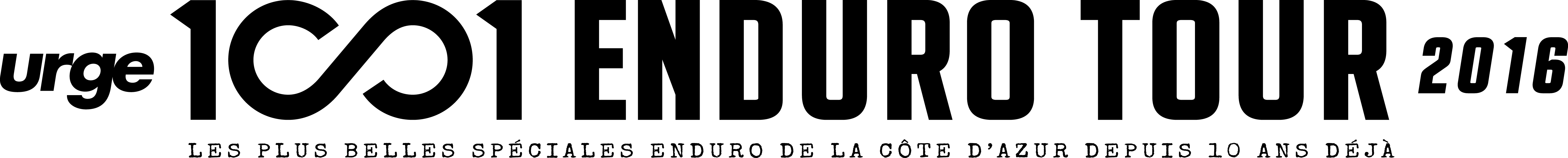 logo urge 1001 enduro tour 2016