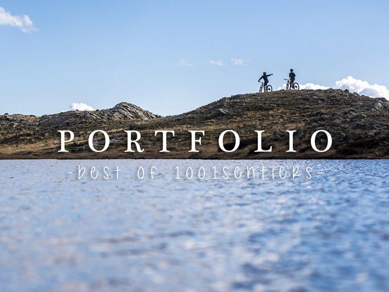Portfolio Best of 1001sentiers