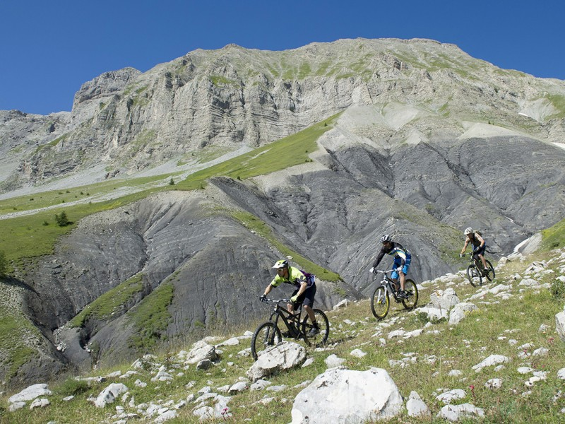 Alpes-Maritimes is Mountain Biking