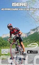 vtopo cyclo route topo 38 isere