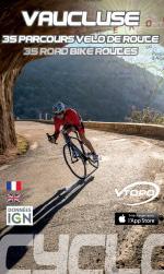vtopo cyclo route topo 84 vaucluse ventoux