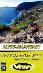 vtopo vtt topo 06 alpes-maritimes famille debutants xc