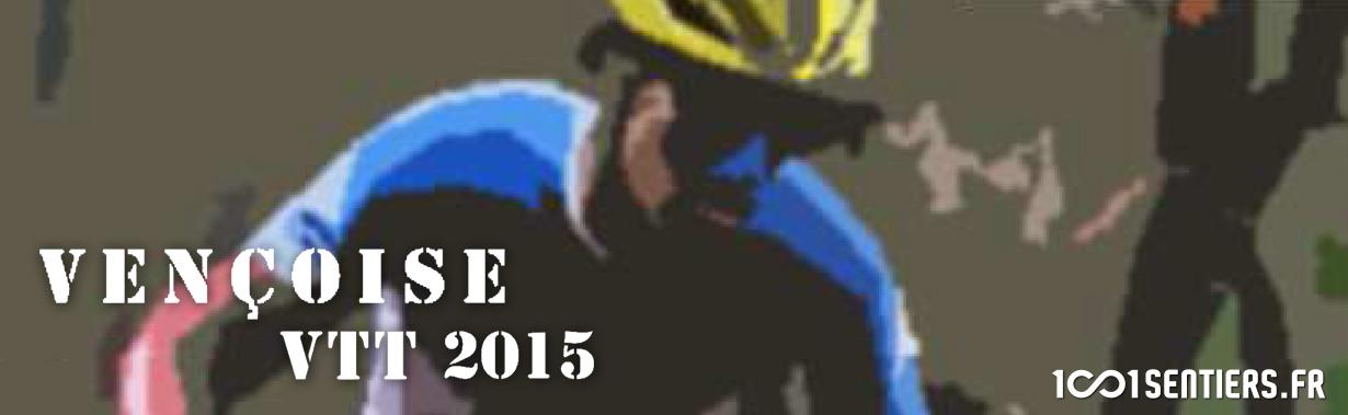 Vençoise 2015 / Champoussin s'impose, les enduristes se font remarquer