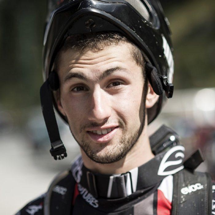 Interview / Florian Nicolaï, en route vers les podiums EWS