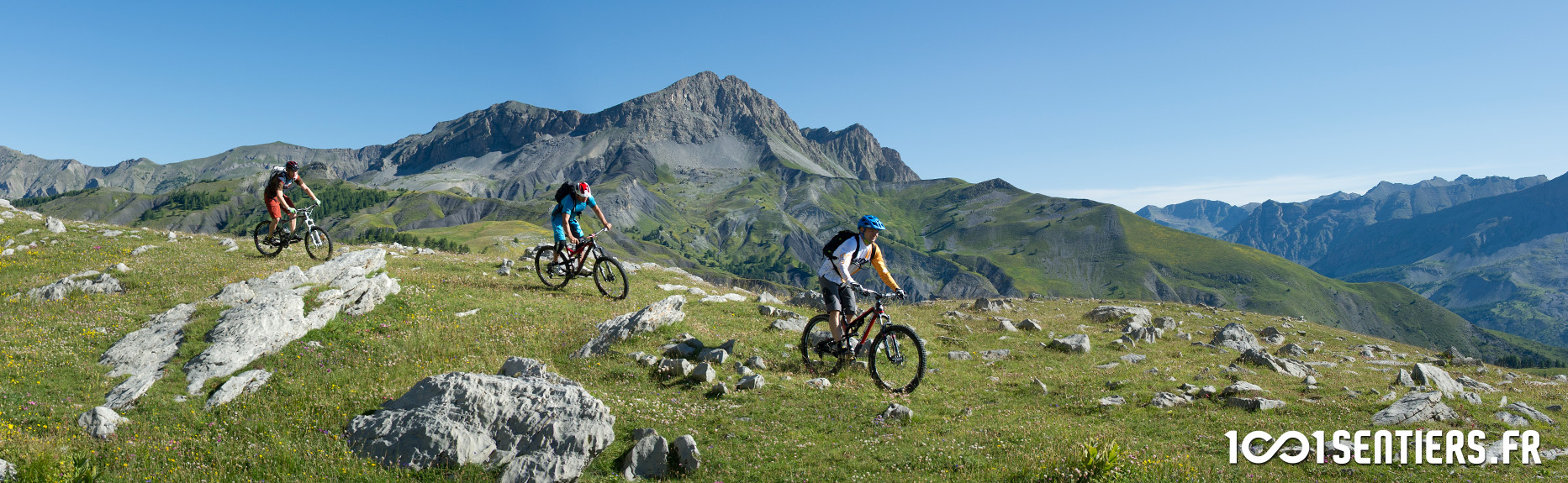 Last minute / 2 places pour le Trip Enduro Mercantour XXL
