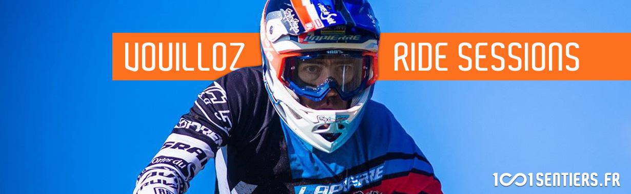 Vouilloz Ride Sessions, nouvelle formule & nouvelles dates
