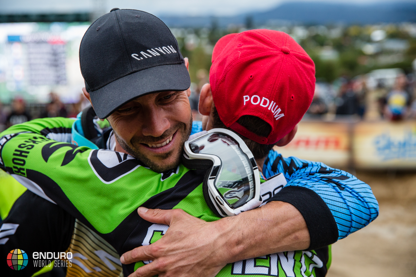 Enduro World Series #1 NZ / 3 Azuréens dans le top 6 !