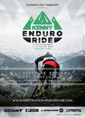 affiche_kenny enduro ride 2015