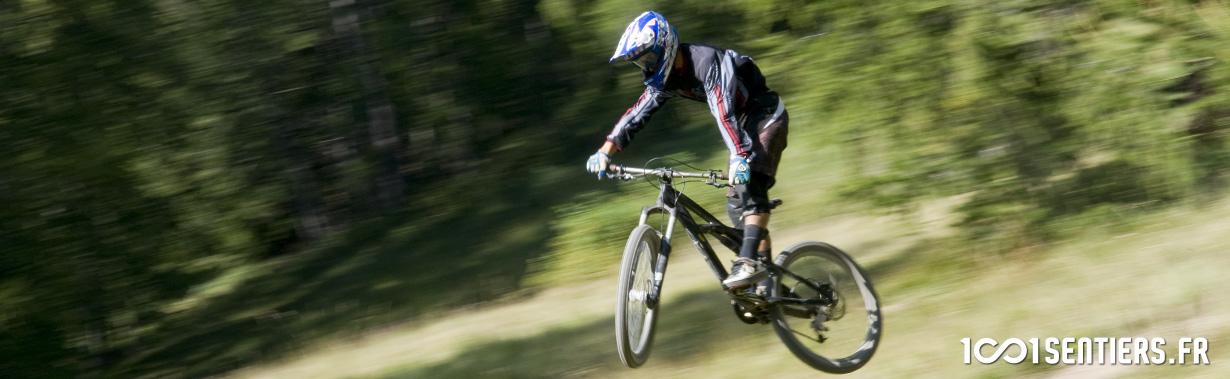 Bikeparks / La Moulière ouvre ce vendredi