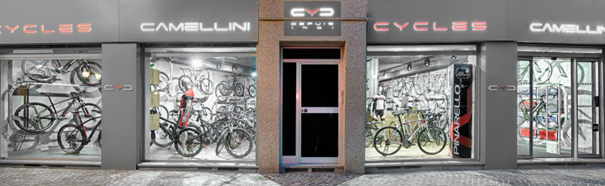 Cycles Camellini recrute