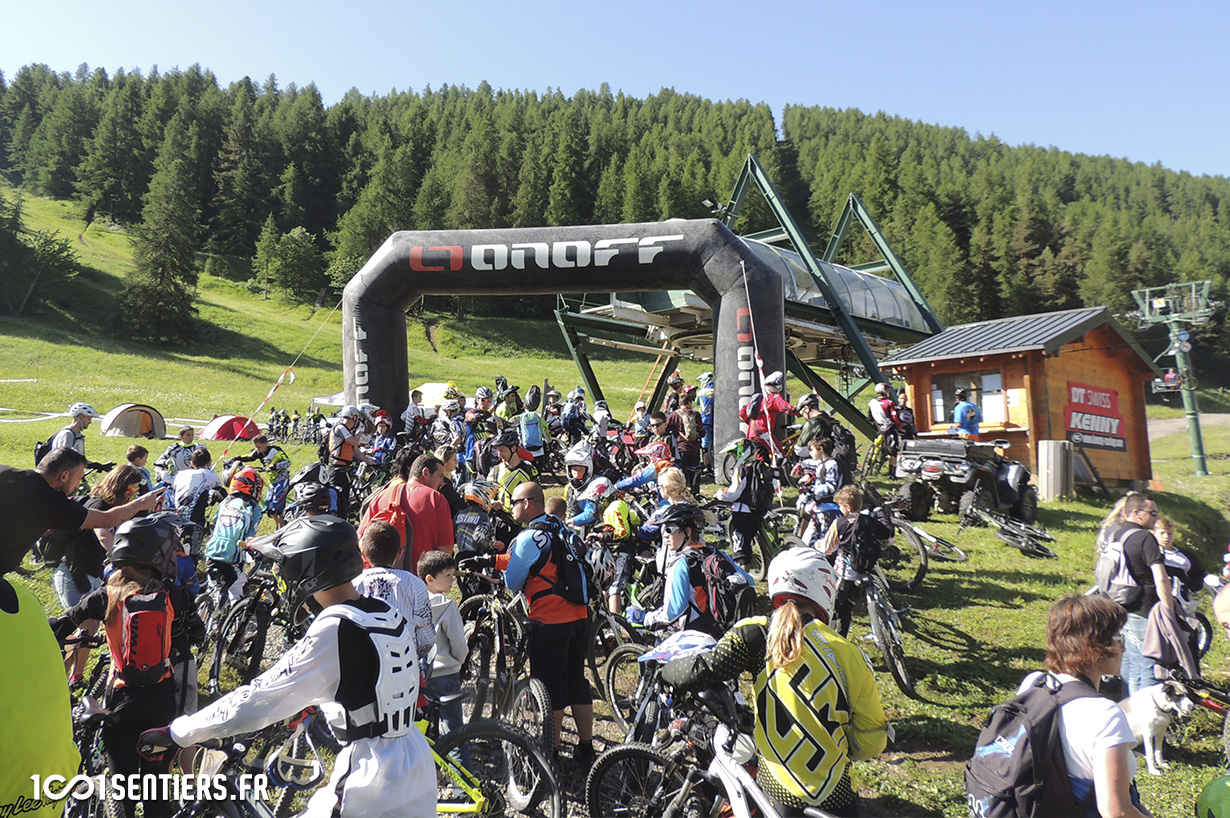 Roubion 1001 Enduro kid Tour 2015_2