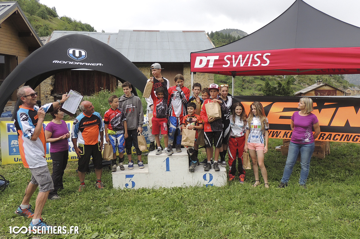 Roubion 1001 Enduro kid Tour 2015_3