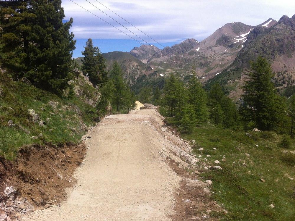 Bikeparks / Les bonnes surprises d'Isola 2000
