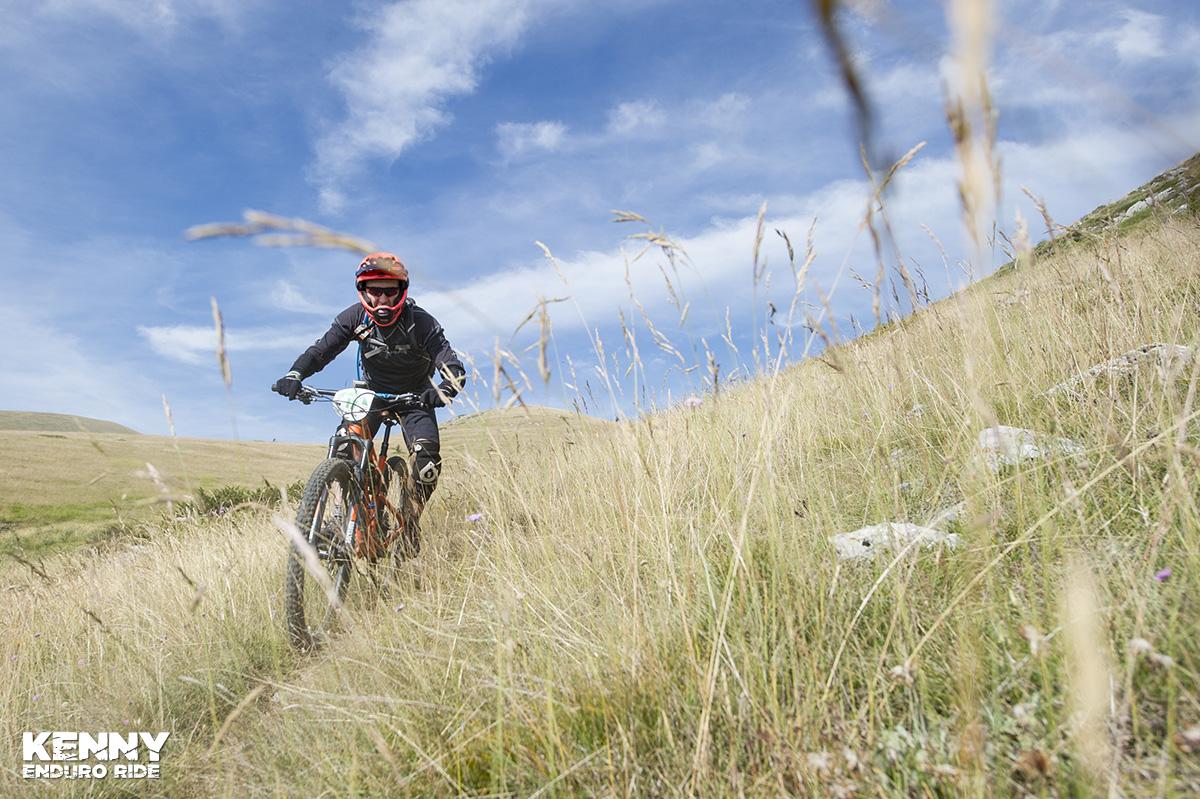 kenny enduro ride