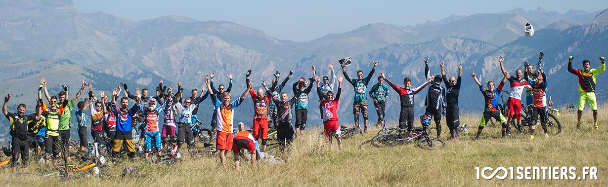 Kenny Enduro Ride 2015 – Jour 1 / Le début de l'aventure