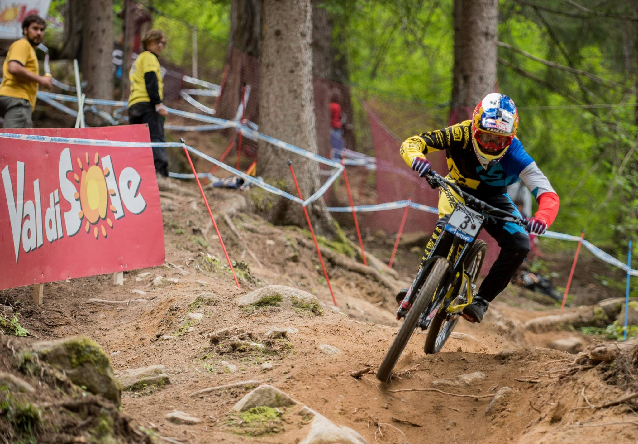 World Cup DH Val di Sole Bruni