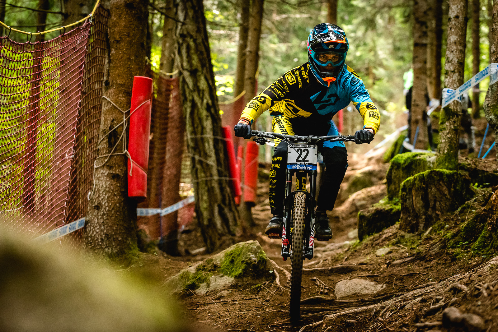 World Cup DH Val di Sole Vergier 3