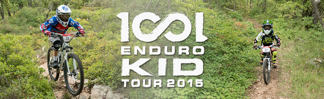 Gourdon, épilogue du 1001 Enduro Kid Tour 2015