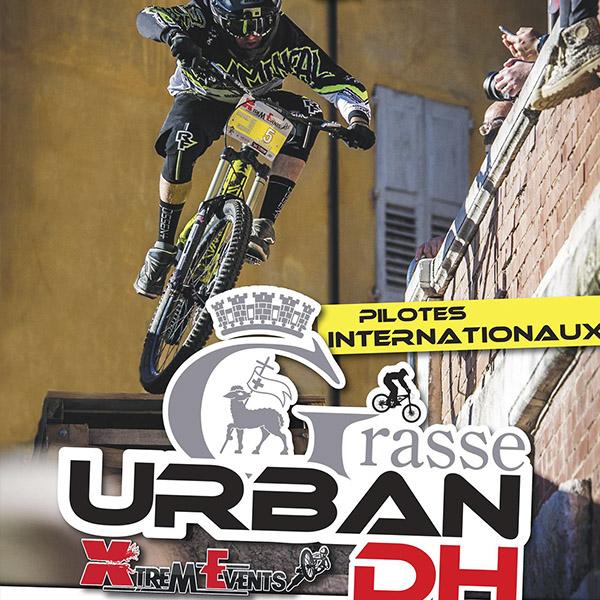 Résultats & Vidéo / Urban DH de Grasse 2015