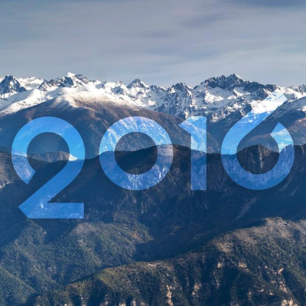 2016, ça va être de la folie !