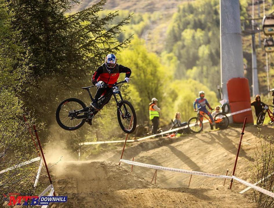 bruni downhill series