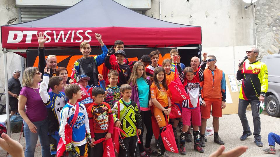 enduro kid escarene