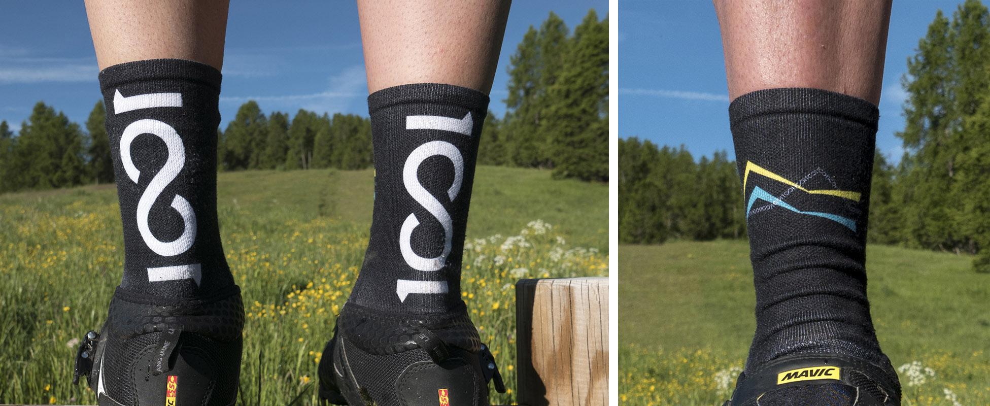 chaussettes socks vtt mtb 1001sentiers compo