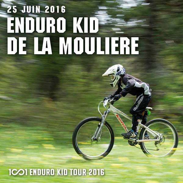 Enduro Kid de la Moulière le 25 juin