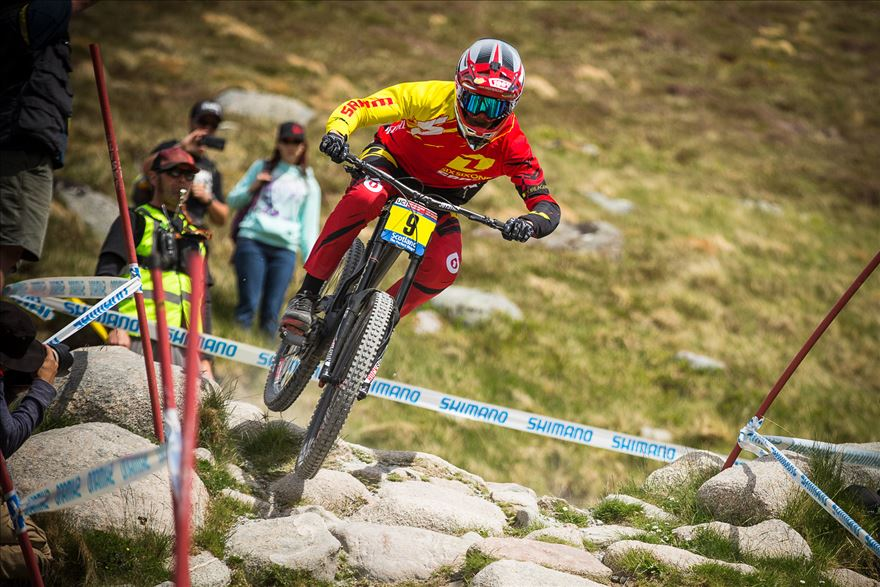 world cup fort william 2016 vergier