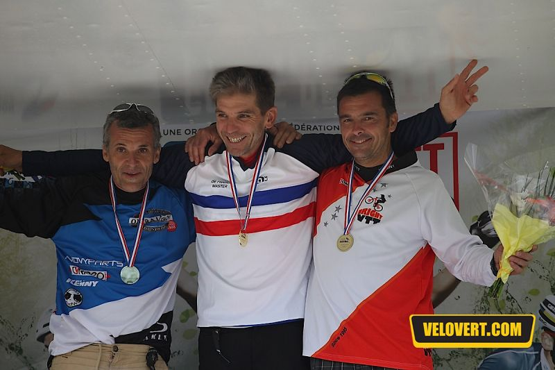 jean-pierre bruni champion france master 2016