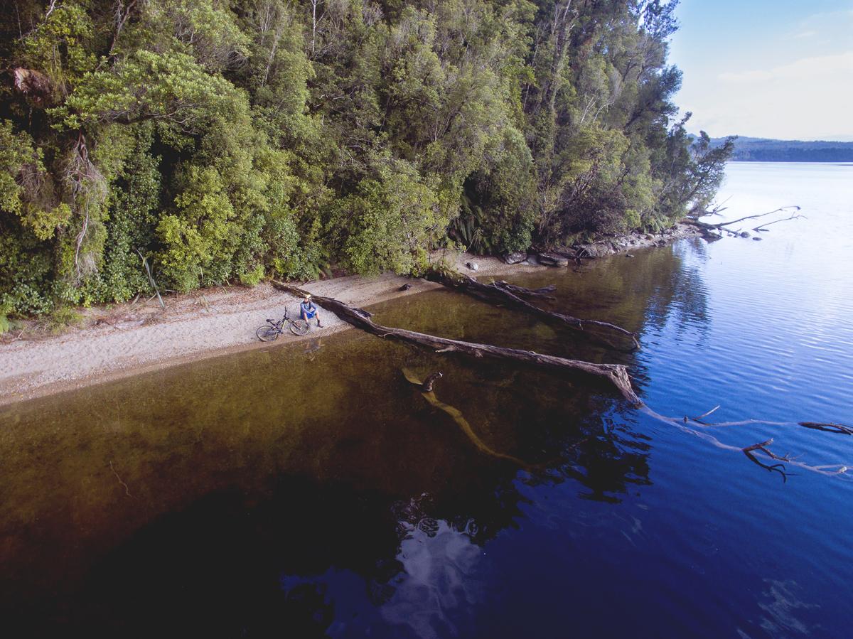 kaniere lake 3