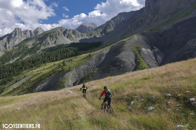 trip enduro mercantour xxl alpes-maritimes maritime alps 1001sentiers P1060816
