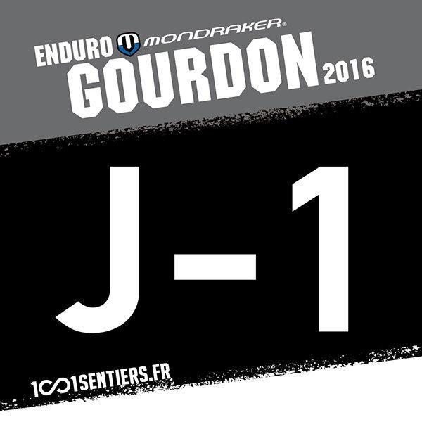 Enduros de Gourdon : J-1