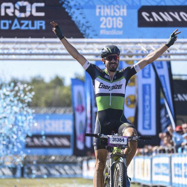 Julien Trarieux remporte le Roc d'Azur Marathon 2016