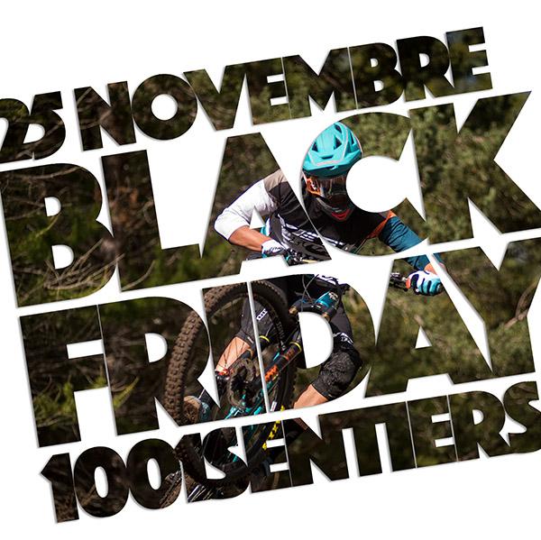 Black Friday: Des promos inédites sur 1001sentiers le 25 novembre