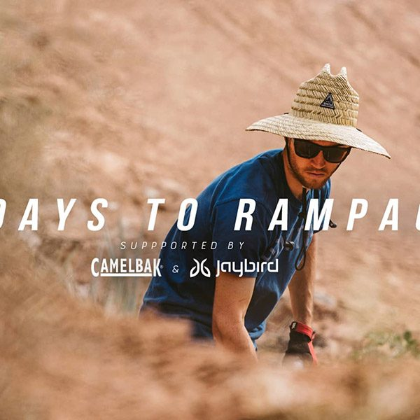 Vidéo: Rémy Metailler, 22 Days to Rampage