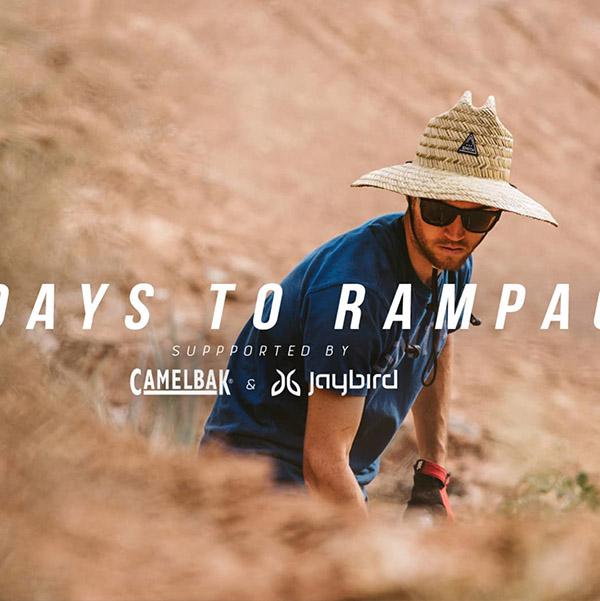 Vidéo: Rémy Metailler, 22 Days to Rampage