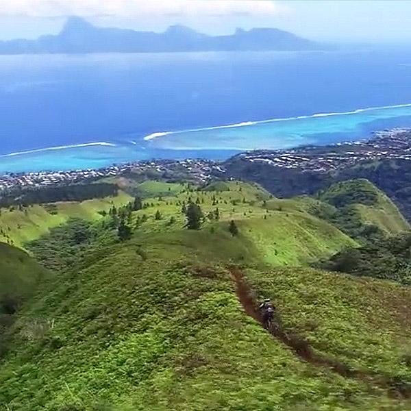 Vidéo: Féérie tahitienne #2