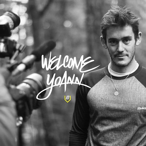 Vidéo: Yoann Barelli sur un Commençal