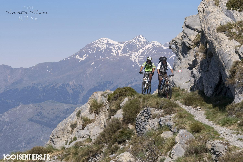 1001sentiers aventure alpine alta via