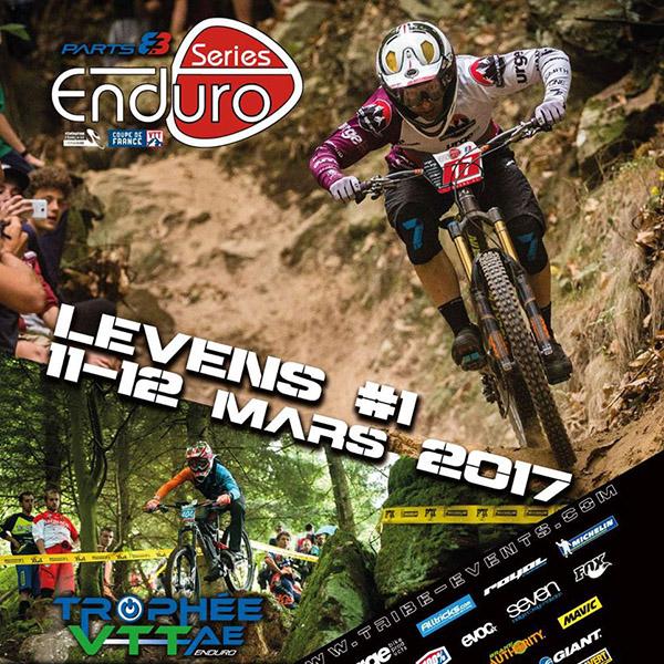 Coupe de France Enduro Series de Levens: les résultats