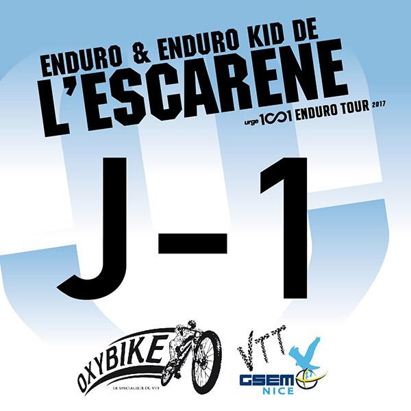 Enduro & Enduro Kid de l'Escarène : Numéros, Forces en présence, Parcours, Météo