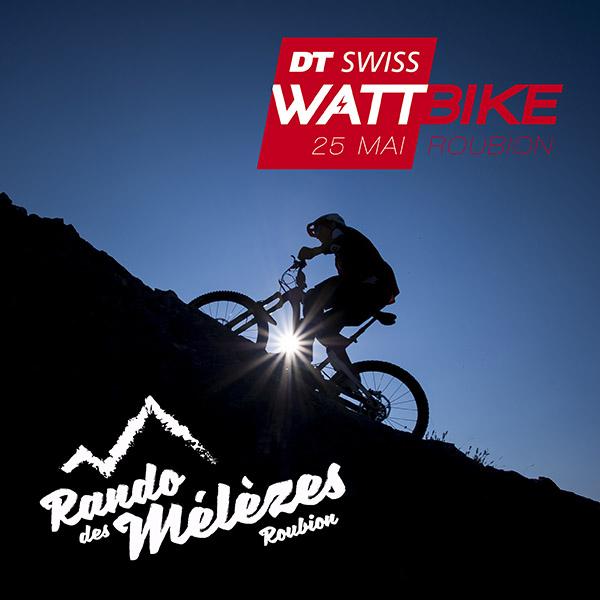 DT Swiss Watt Bike & Rando des Mélèzes: On vous dit tout