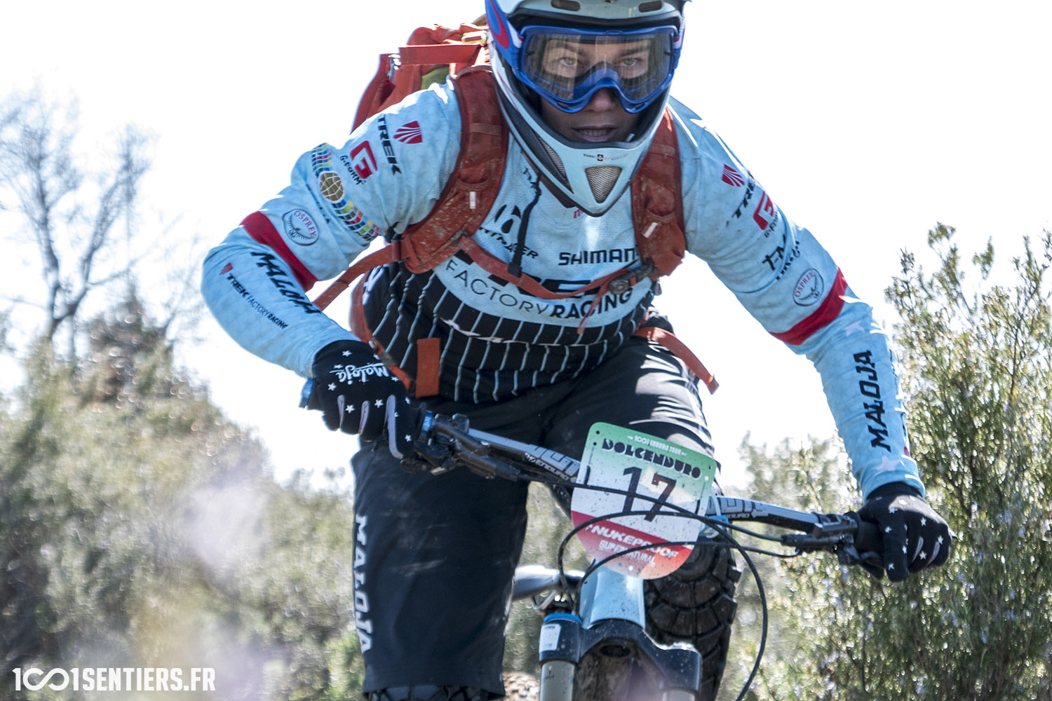 urge 1001 enduro tour dolcenduro 1001sentiers tracy moseley