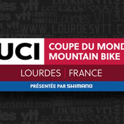 World Cup DH Lourdes 2017: p!*#ain de météo!