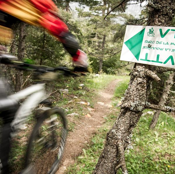 Bikeparks: La Moulière ouvre à Pâques puis dès le 29 avril